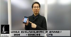 LUXALA株式会社の仕事イメージ