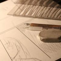 漫画の制作